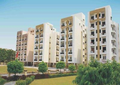 Gallery Cover Image of 895 Sq.ft 2 BHK Apartment for buy in Satya Malwa Heights, Manglia for 1656645