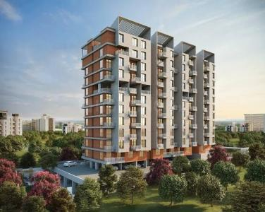 Gallery Cover Image of 940 Sq.ft 2 BHK Apartment for buy in Yashada Splendid Radiance, Wakad for 5800000