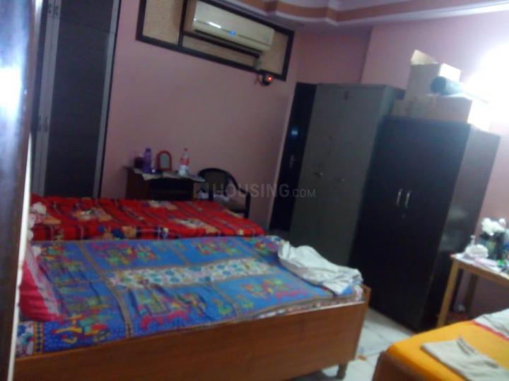 सेक्टर 50 में वर्मा पीजी के बेडरूम की तस्वीर