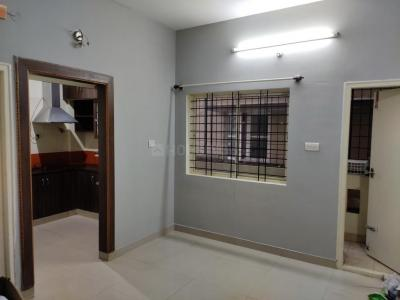 Gallery Cover Image of 1300 Sq.ft 2 BHK Apartment for rent in Murugeshpalya for 25000