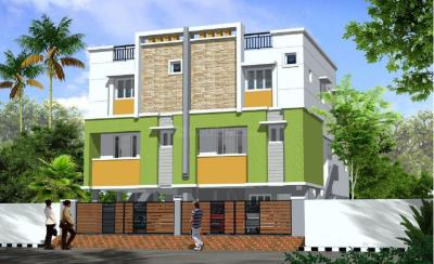 Gallery Cover Image of 1148 Sq.ft 3 BHK Independent Floor for buy in Kolathur for 6000000