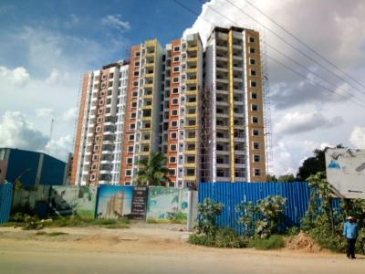 Gallery Cover Image of 1220 Sq.ft 2 BHK Apartment for buy in Thirumalashettyhally for 5600000