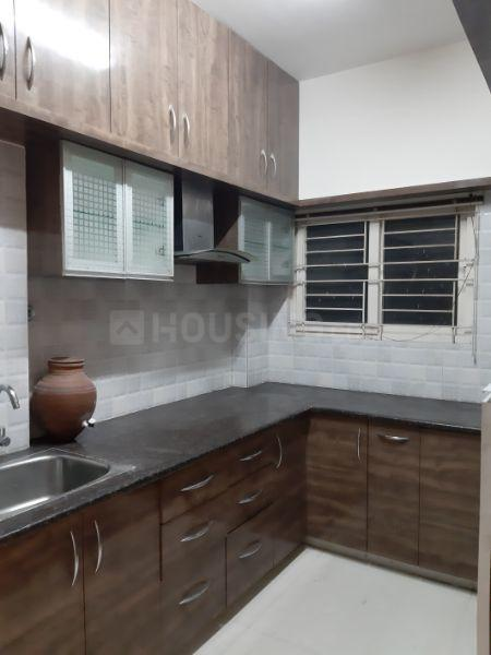 Kitchen Image of 1500 Sq.ft 3 BHK Apartment for rent in Kachiguda for 38000