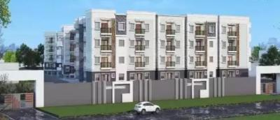 Gallery Cover Image of 1338 Sq.ft 2 BHK Apartment for buy in Elegant Exquisite, RR Nagar for 6355500
