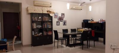 Gallery Cover Image of 1295 Sq.ft 3 BHK Apartment for rent in Oberoi Springs, Goregaon West for 100000
