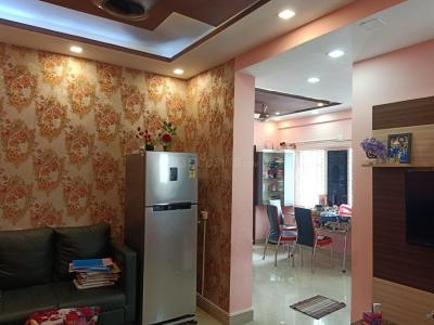 Gallery Cover Image of 1063 Sq.ft 3 BHK Apartment for buy in Mukundapur for 5000000