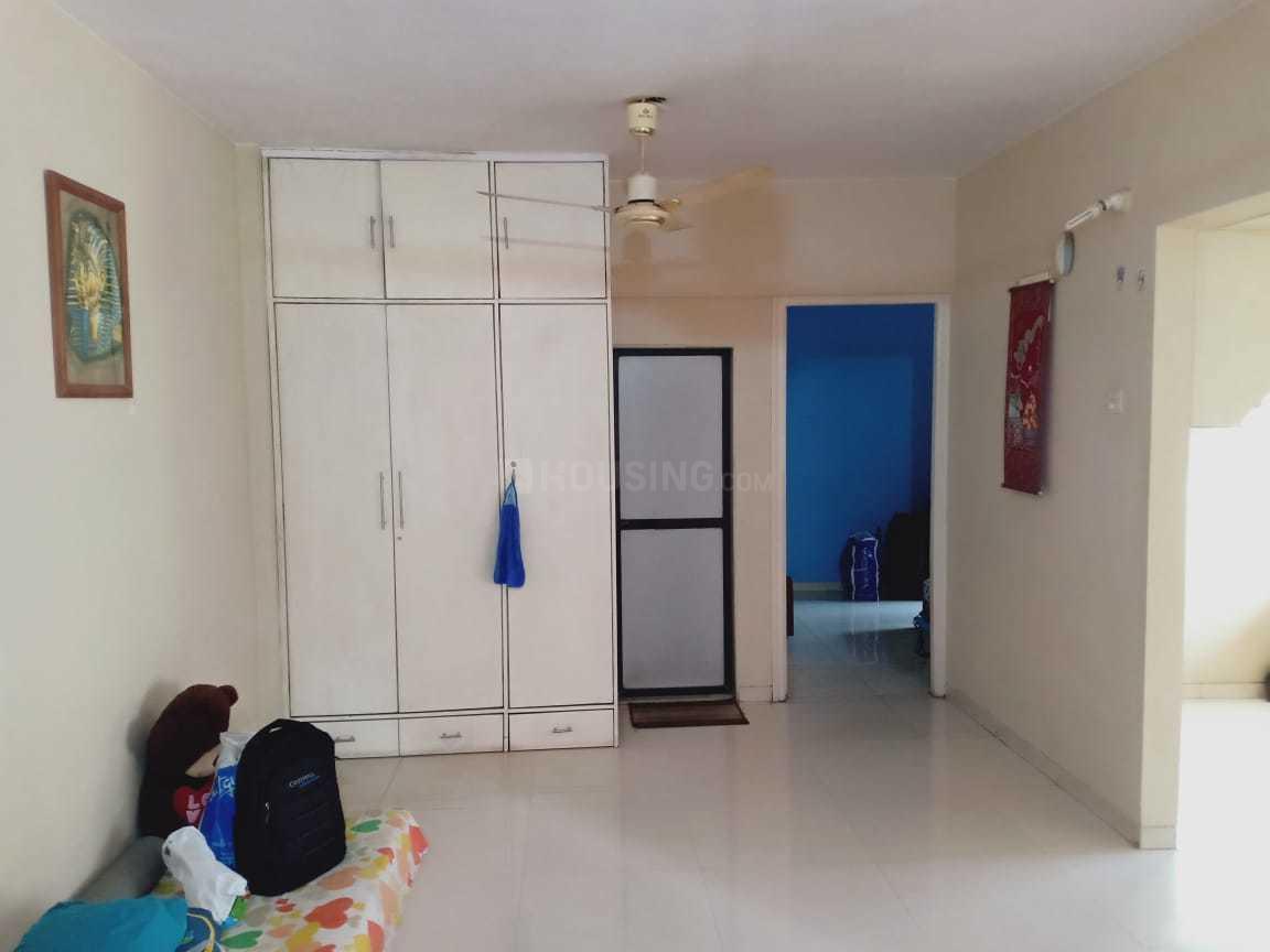Living Room Image of 725 Sq.ft 1 BHK Apartment for rent in Swaraj Jheel Darshan Apartment, Powai for 40000