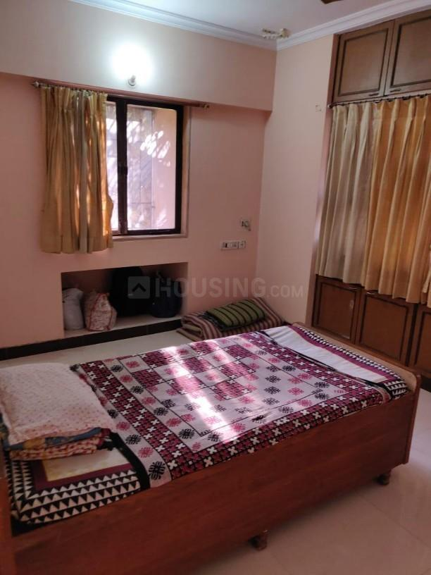 Bedroom Image of 750 Sq.ft 1 BHK Apartment for rent in Chembur for 30000