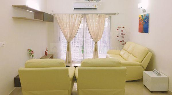 Living Room Image of 1070 Sq.ft 2 BHK Apartment for buy in Kadugodi for 5500000