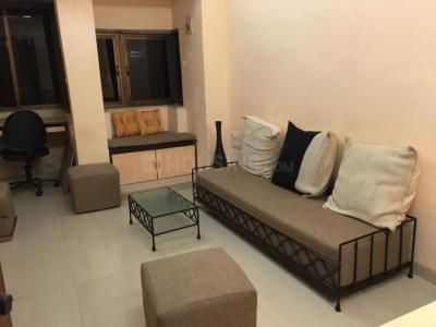 Gallery Cover Image of 1140 Sq.ft 3 BHK Apartment for rent in Juhu for 125000