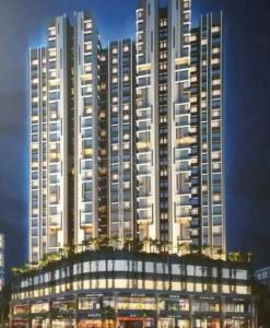 Gallery Cover Image of 582 Sq.ft 1 BHK Apartment for buy in Bhandup West for 7200000