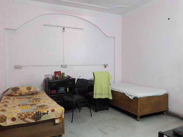 Bedroom Image of Krishna PG in Patel Nagar