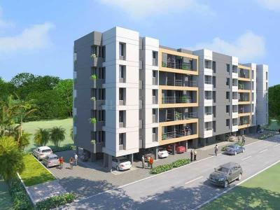 Gallery Cover Image of 1086 Sq.ft 2 BHK Apartment for buy in Dhanori for 5000000