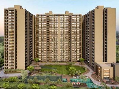 Gallery Cover Image of 1156 Sq.ft 2 BHK Apartment for buy in Arvind Oasis, Nagasandra for 6300000