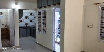 Gallery Cover Image of 800 Sq.ft 1 BHK Independent House for rent in Kammanahalli for 12500