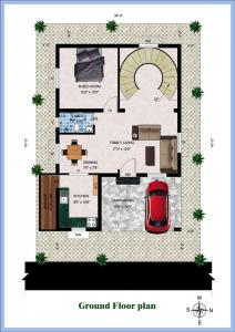 Gallery Cover Image of 3000 Sq.ft 4 BHK Villa for buy in Mudichur for 16500000