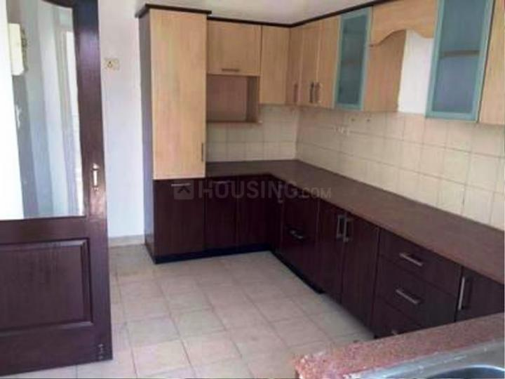 Kitchen Image of 3000 Sq.ft 4 BHK Apartment for rent in Chi IV Greater Noida for 26000
