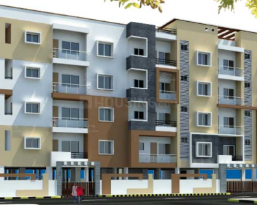 Gallery Cover Image of 995 Sq.ft 2 BHK Apartment for buy in Sri Sumukha Sumukha Brindavan, Gottigere for 4975000