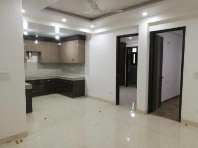 Gallery Cover Image of 1270 Sq.ft 3 BHK Independent Floor for rent in Chhattarpur for 20000