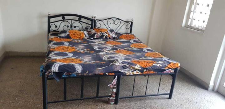 माहिम में रमेश पीजी के बेडरूम की तस्वीर