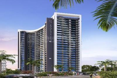 Gallery Cover Image of 650 Sq.ft 1 BHK Apartment for buy in Om Trimurti, Malad East for 9000000
