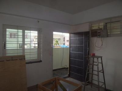 Gallery Cover Image of 750 Sq.ft 1 BHK Apartment for rent in Hebbal Kempapura for 10000
