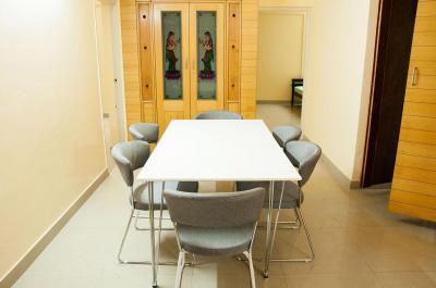 Dining Room Image of Shuddha Shelters in Bilekahalli