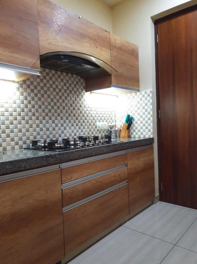 Kitchen Image of 1000 Sq.ft 2 BHK Apartment for rent in Ghatkopar East for 43000