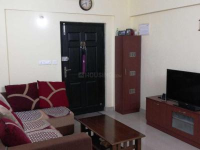 Gallery Cover Image of 1180 Sq.ft 2 BHK Apartment for rent in Sumadhura Srinivasam, Hoodi for 24999