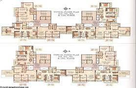 Gallery Cover Image of 1020 Sq.ft 2 BHK Apartment for rent in Bhoomi Heights, Kamothe for 16000
