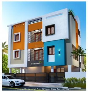 Gallery Cover Image of 462 Sq.ft 1 BHK Apartment for buy in Poonamallee for 1848000