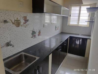 Gallery Cover Image of 600 Sq.ft 1 BHK Independent House for rent in Begur for 6000