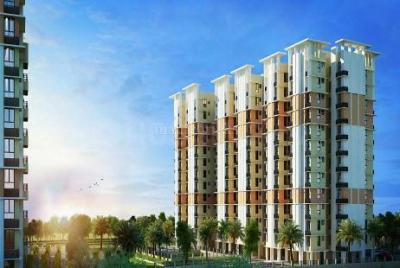 Gallery Cover Image of 1105 Sq.ft 2 BHK Apartment for buy in Ideal Aquaview, Salt Lake City for 6000000