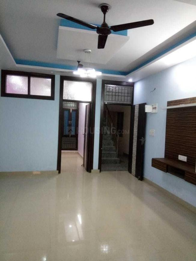 Living Room Image of 1280 Sq.ft 3 BHK Independent Floor for rent in Niti Khand for 15000