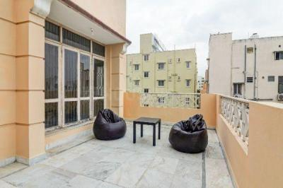 Balcony Image of Oyo Life Hyd1418 in Madhapur