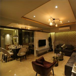 Gallery Cover Image of 1329 Sq.ft 3 BHK Apartment for buy in Khar West for 67500000