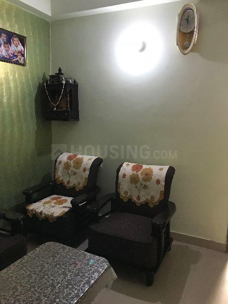 Living Room Image of 850 Sq.ft 2 BHK Independent Floor for buy in Pratap Vihar for 3450000