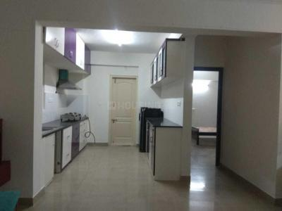 Kitchen Image of 3 Bhk Flat On Rent For Working Bachelors Single Room Occupancy For 3 Boys in Bommanahalli