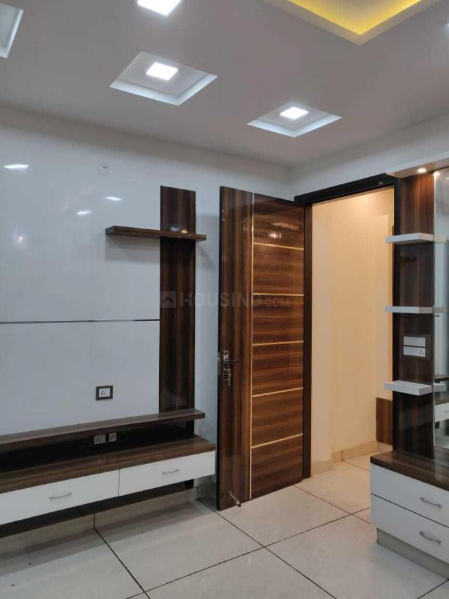 Living Room Image of 600 Sq.ft 1 BHK Independent Floor for buy in Janakpuri for 4200000