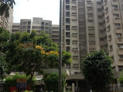 Building Image of 465 Sq.ft 1 RK Apartment for rent in Magarpatta City for 17000