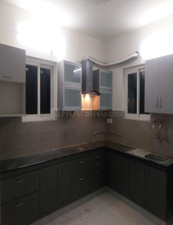 Kitchen Image of 2100 Sq.ft 3 BHK Apartment for rent in Kokapet for 36000