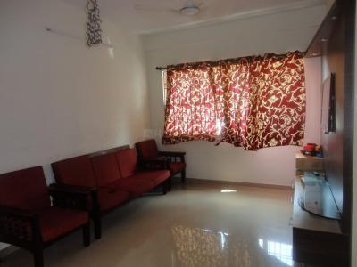 Gallery Cover Image of 1000 Sq.ft 3 BHK Apartment for rent in Pudupakkam for 13000