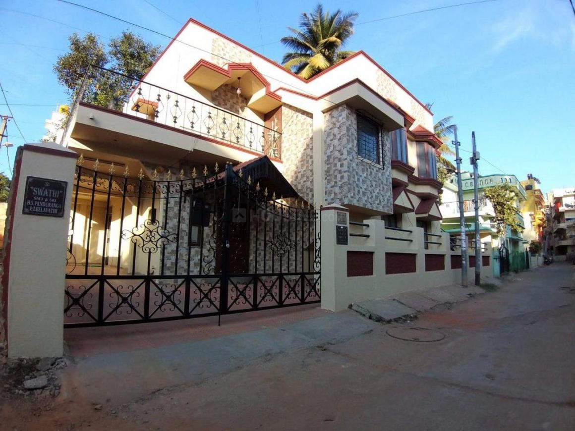 Building Image of 3000 Sq.ft 3 BHK Independent House for rent in Thippasandra for 55000
