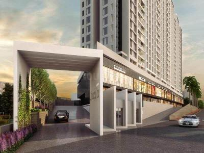 Gallery Cover Image of 1152 Sq.ft 2 BHK Apartment for buy in Bavdhan for 6800000