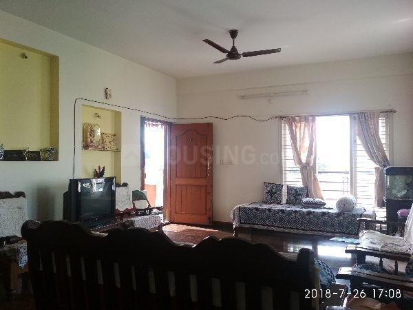Living Room Image of 1800 Sq.ft 3 BHK Apartment for rent in J. P. Nagar for 33000