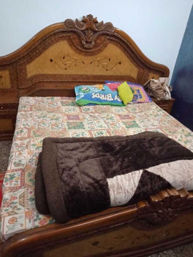 Bedroom Image of Kavita Girls PG in Sector 37