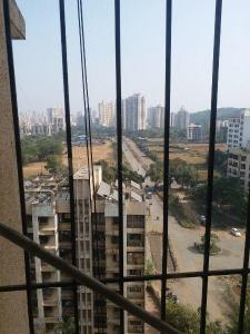 Gallery Cover Image of 650 Sq.ft 1 BHK Apartment for rent in Kasarvadavali, Thane West for 12000