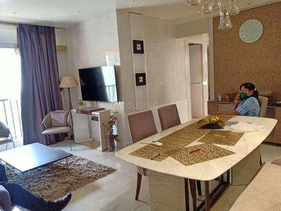 Gallery Cover Image of 1350 Sq.ft 3 BHK Apartment for rent in Chandak Stella, Goregaon West for 70000