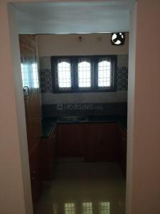 Kitchen Image of 950 Sq.ft 2 BHK Apartment for rent in Tambaram for 13000