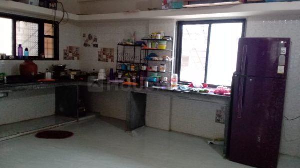 Kitchen Image of Balaji PG Service in Vishrantwadi